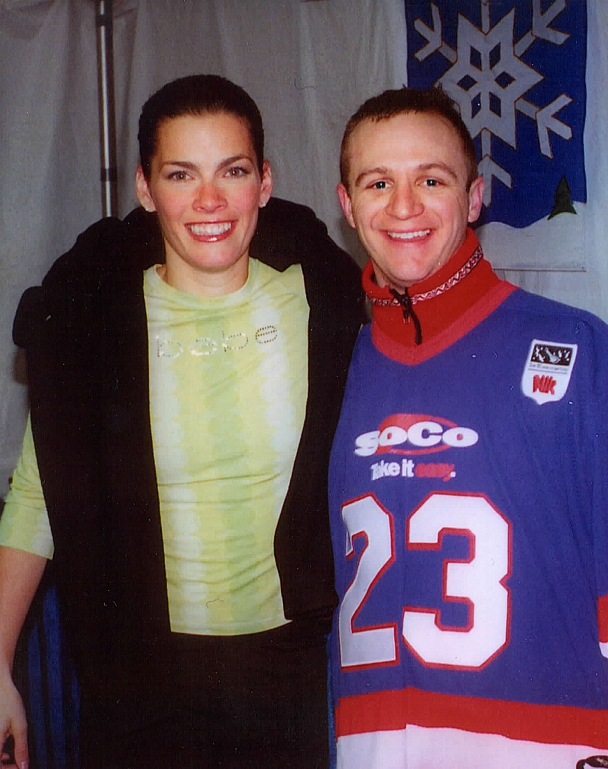 Nancy Kerrigan, Ryan Walsh